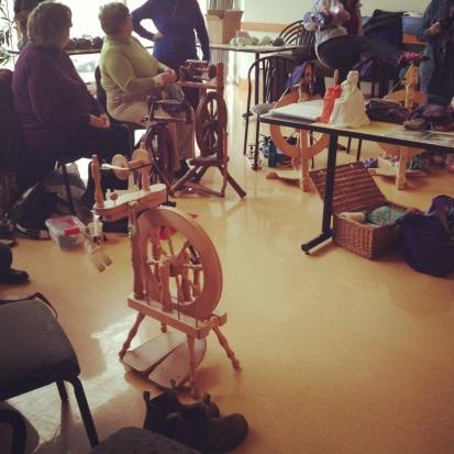 Spinning Workshop